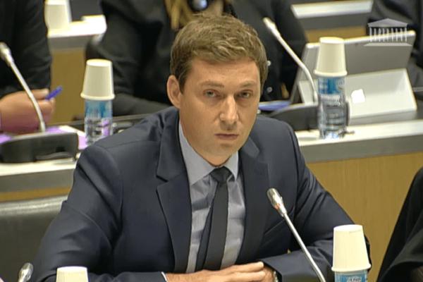 Commission des affaires européennes et économiques : M. Phil Hogan