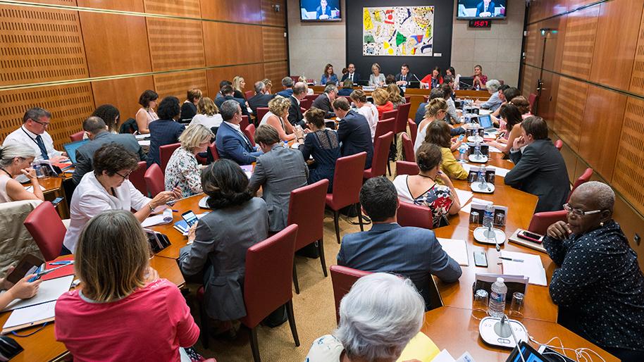 Commission des Affaires culturelles et de l'éducation