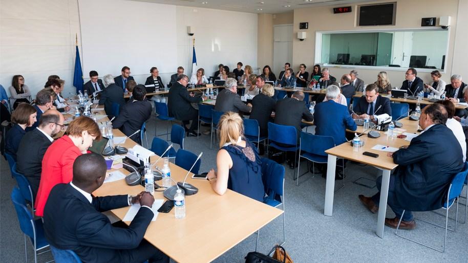 Commission des affaires européennes