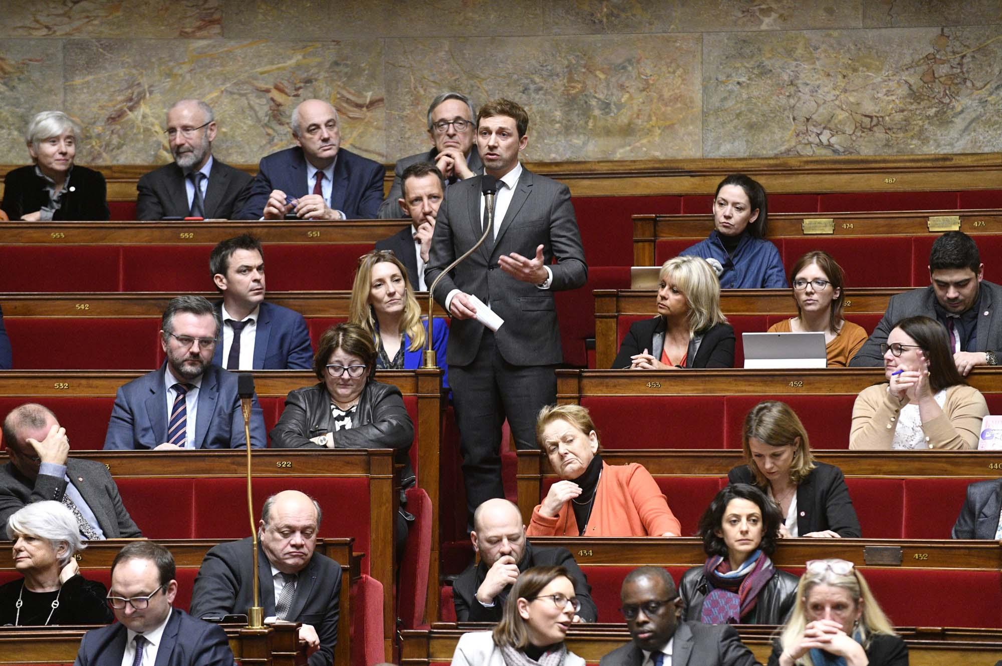 Séance de questions au Gouvernement Alexandre Freschi
