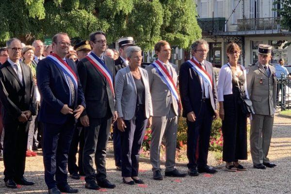 75e Anniversaire de la Libération de Marmande