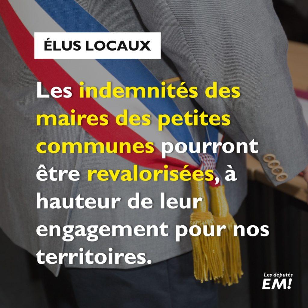 Elus Locaux