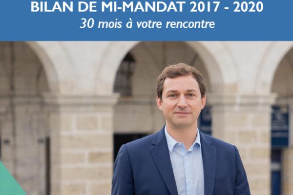 Bilan mi-mandat 2017-2020
